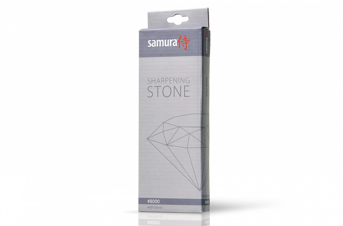 Фото 2 - Камень точильный Samura водный однослойный #8000, SWS-8000