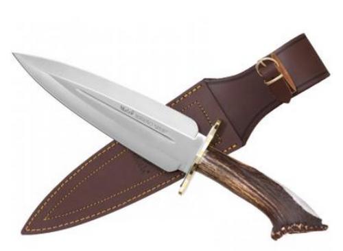 """Нож с фиксированным клинком """"Страж"""" с чехлом"""