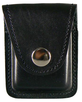 Чехол черный для широкой зажигалки зажигалки colibri qtr497012