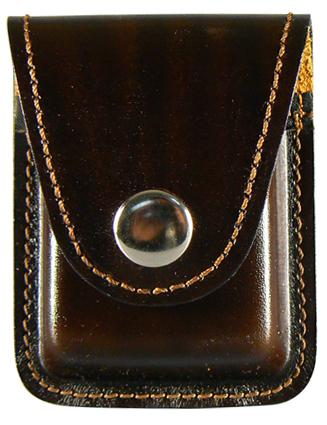 Чехол коричневый для широкой зажигалкиЗажигалки Zippo<br>Чехол коричневый для широкой зажигалки<br>