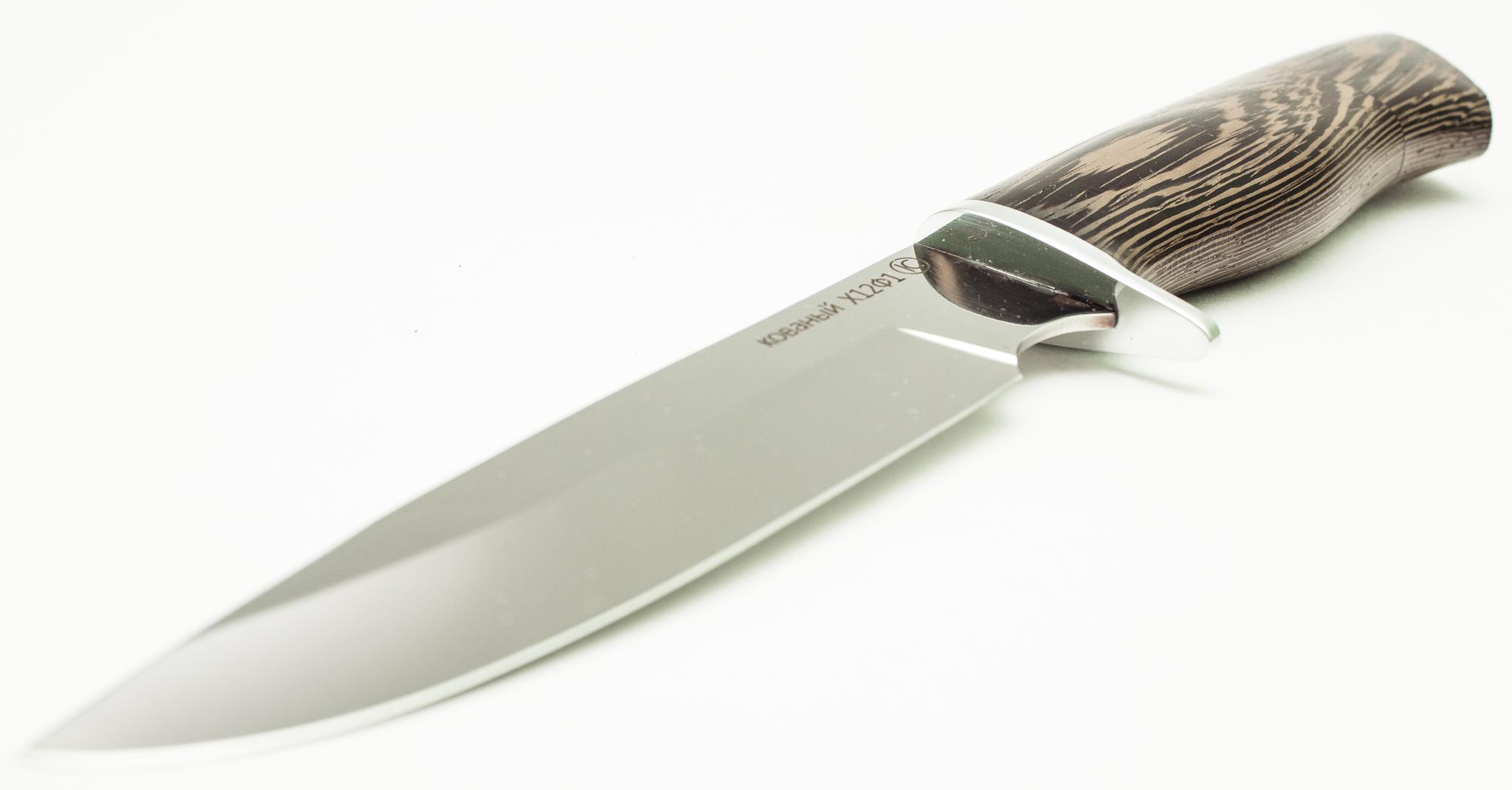 Нож Турист, Х12МФ