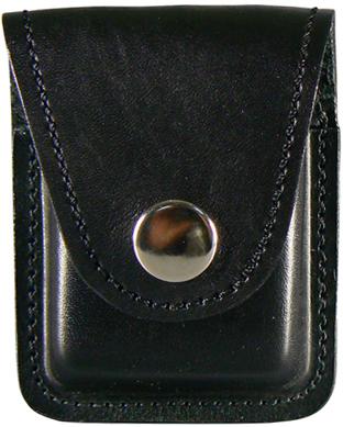 Чехол черный для узкой зажигалки зажигалки colibri qtr497012