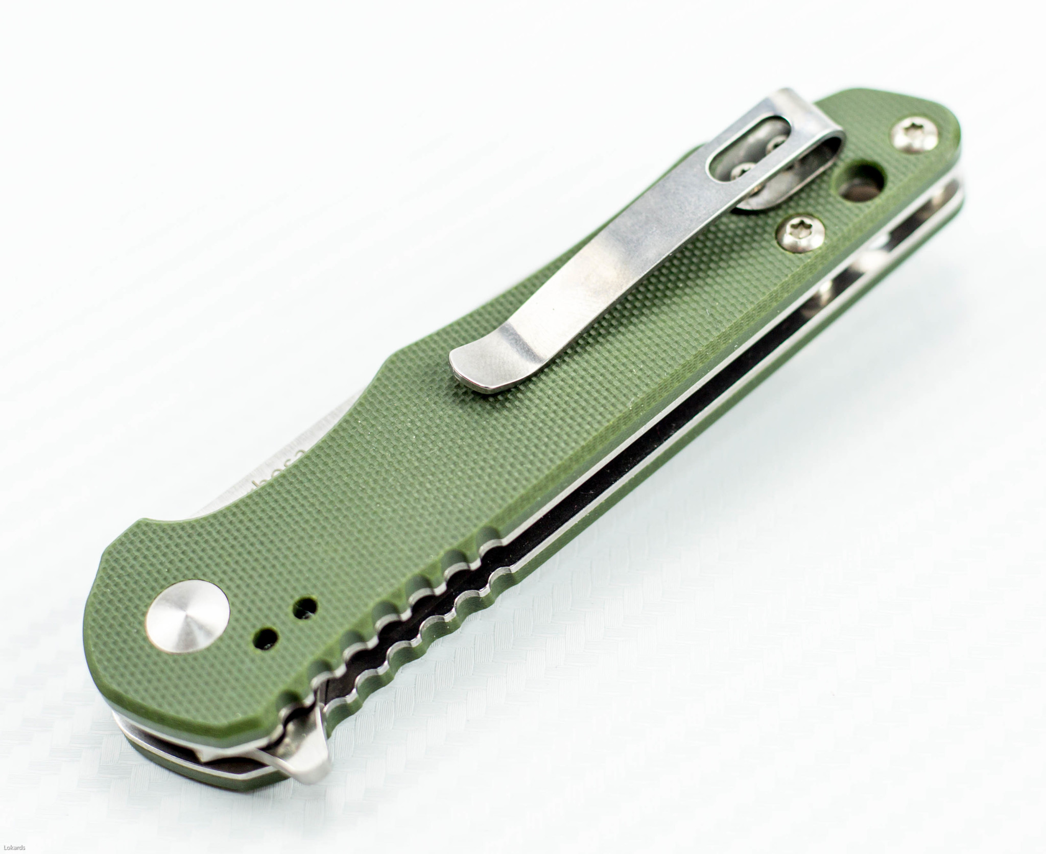 Фото 9 - Складной нож Kizer Cutlery Vanguard Mikkel Willumsen Barbosa-2
