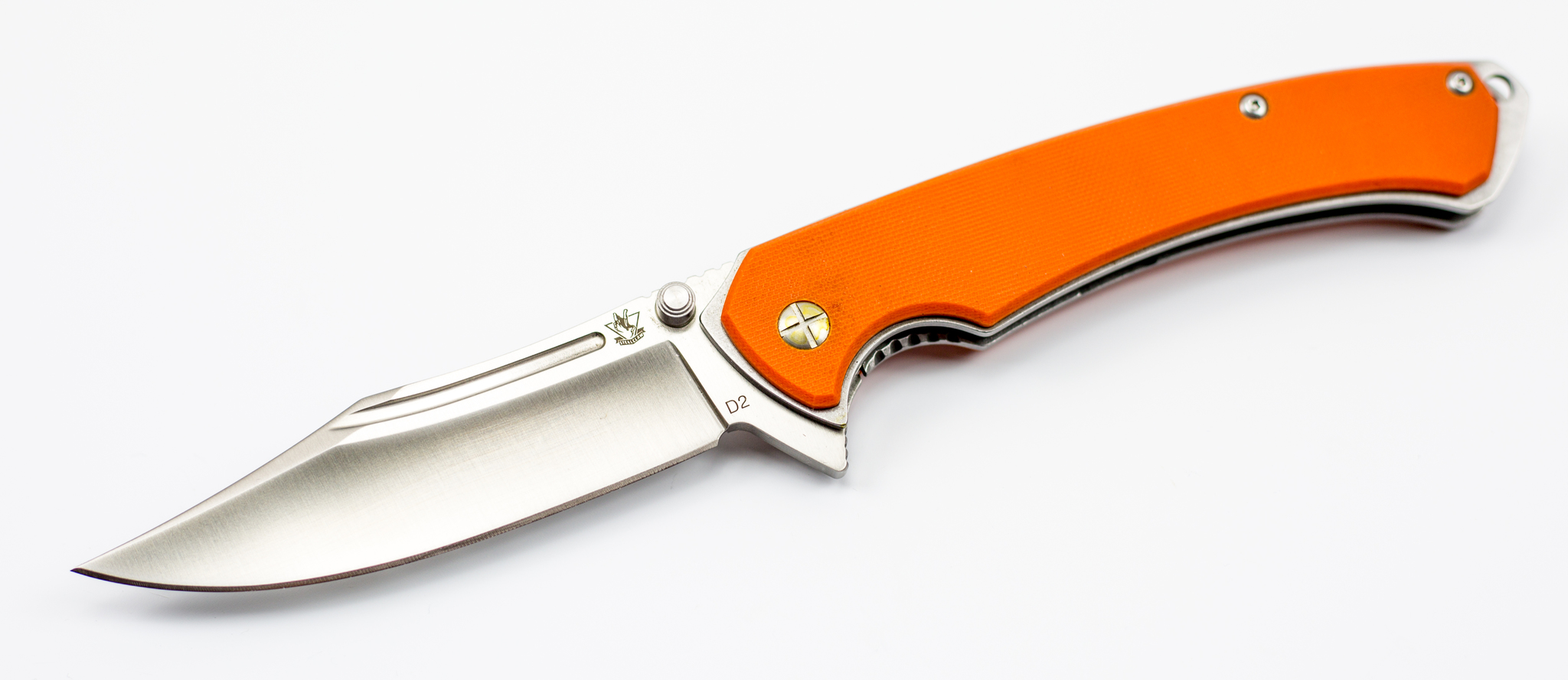 Фото 3 - Складной нож Лед-3, сталь D2 от Steelclaw