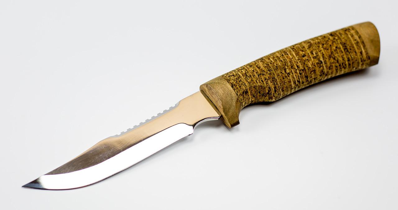 Рыбацкий нож Поплавок