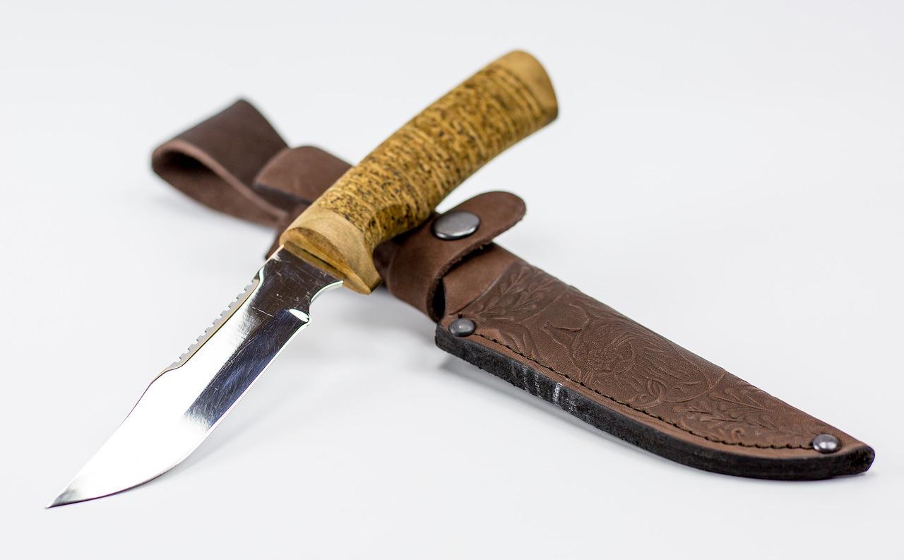 Фото 3 - Рыбацкий нож Поплавок от Павловские ножи