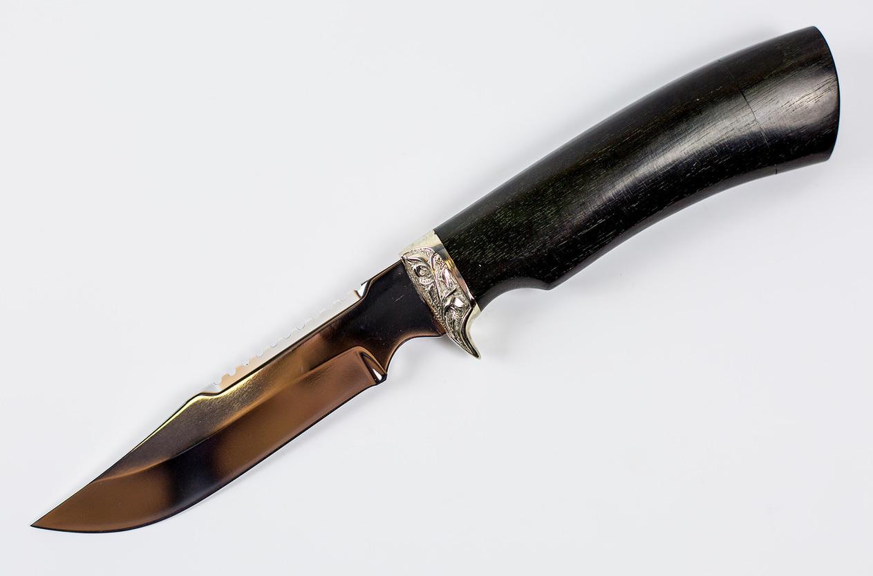 Нож Рыбак, граб