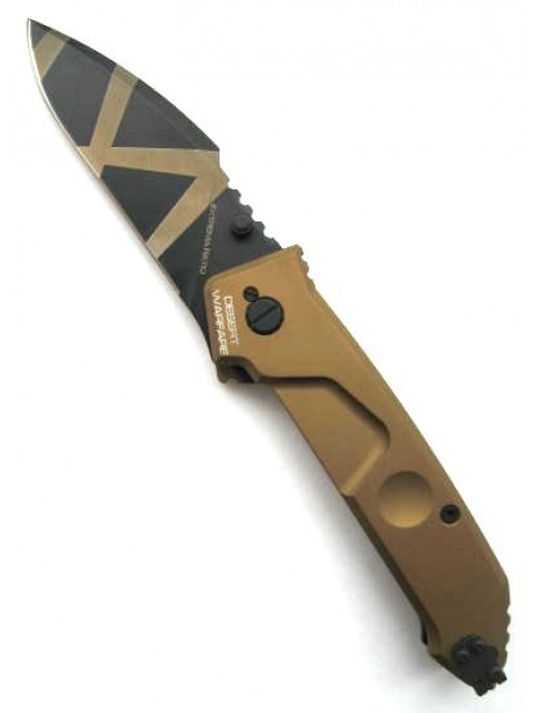 Складной нож MF1 Desert WarfareРаскладные ножи<br>Складной нож MF1 Desert Warfare<br>