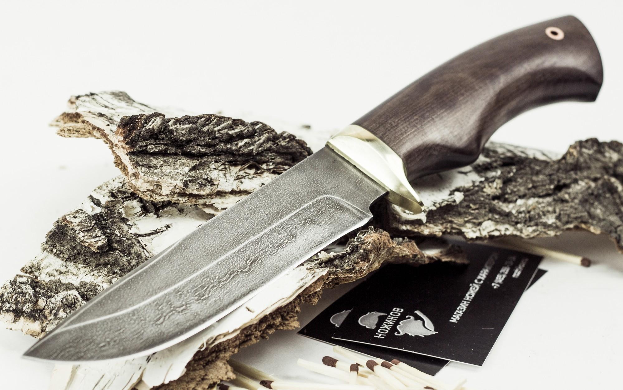 Фото 2 - Нож Викинг-2, ХВ5 от Промтехснаб