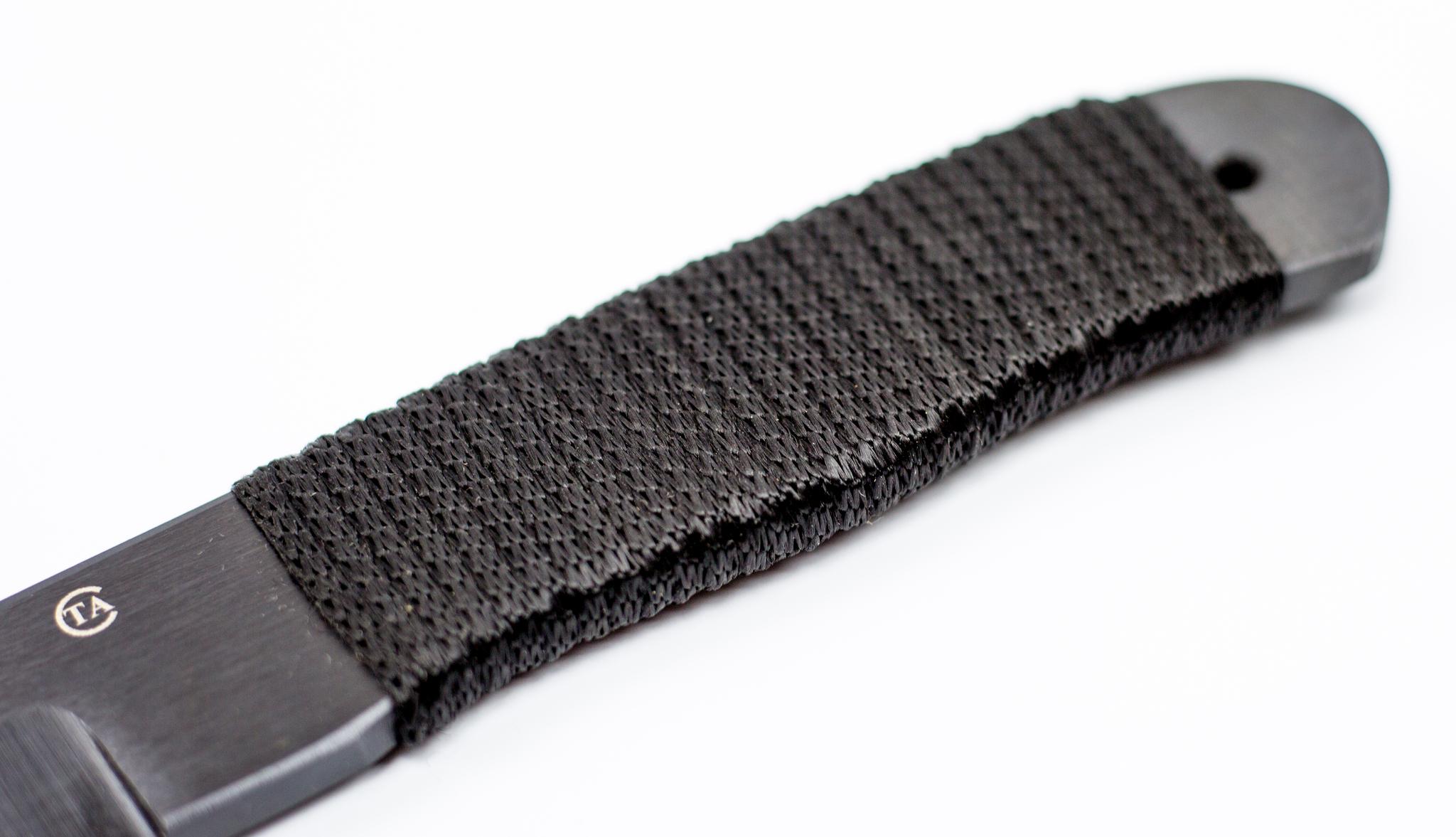 Фото 5 - Метательный нож Тайга, 65Г от Титов и Солдатова