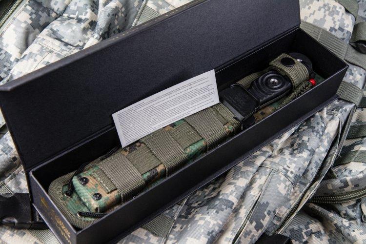 Фото 6 - Нож Legion AUS-8 SW, G10, Kizlyar Supreme