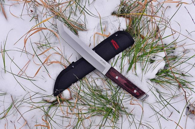 """Лагерный нож Танто от Магазин ножей """"Ножиков"""""""