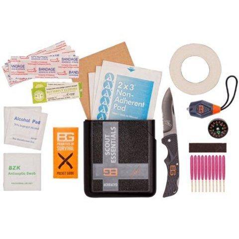 Комплект выживания Scout Essentials Kit - Nozhikov.ru