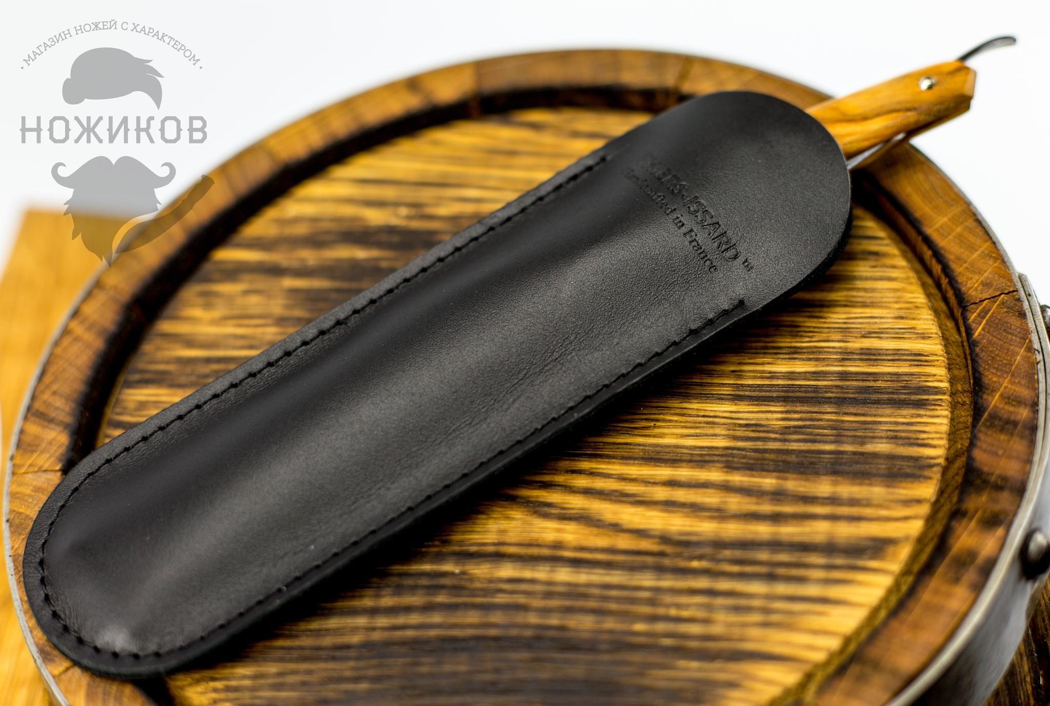 """Опасная бритва Razor 4/8 275 Special 1Ere Barbe Olivewood от Магазин ножей """"Ножиков"""""""