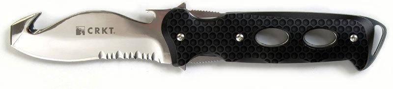 Нож с фиксированным клинком подводный Norfolk DiverCRKT<br>Нож с фиксированным клинком подводный Norfolk Diver<br>