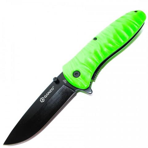 Нож Ganzo G622-LG-1 салатовый - Nozhikov.ru