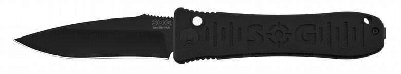 Складной нож Spec Elite 1 (Black Tini)Выкидные и автоматические<br>Складной нож Spec Elite 1 (Black Tini)<br>