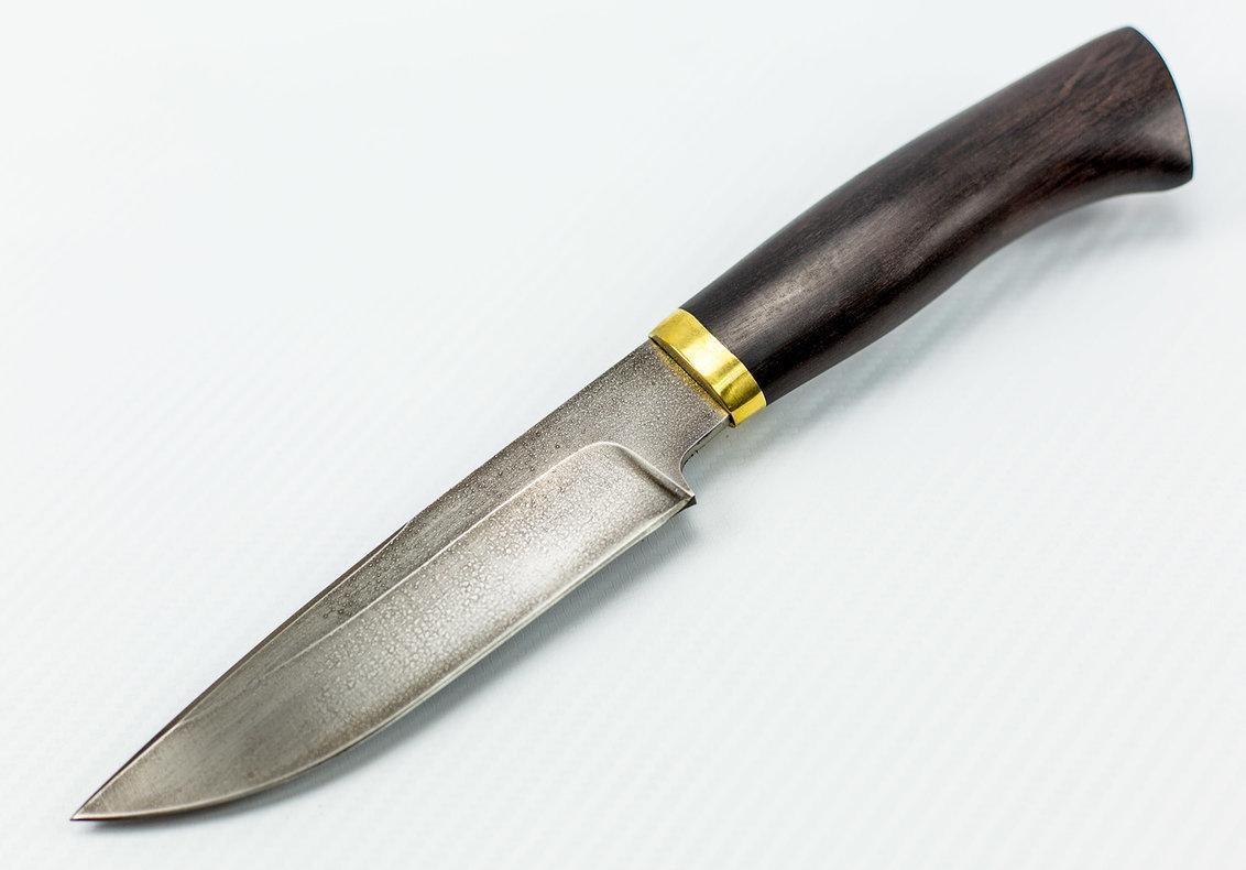 Фото 2 - Нож Егерь, сталь ХВ5, граб от Промтехснаб