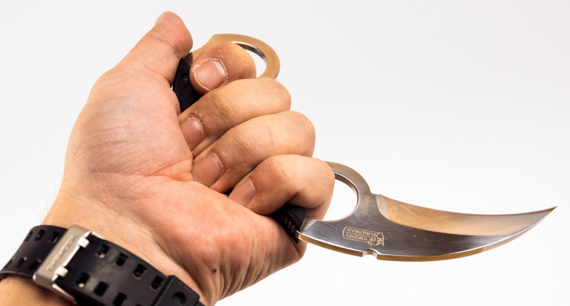 """Керамбит S2016-33 от Магазин ножей """"Ножиков"""""""