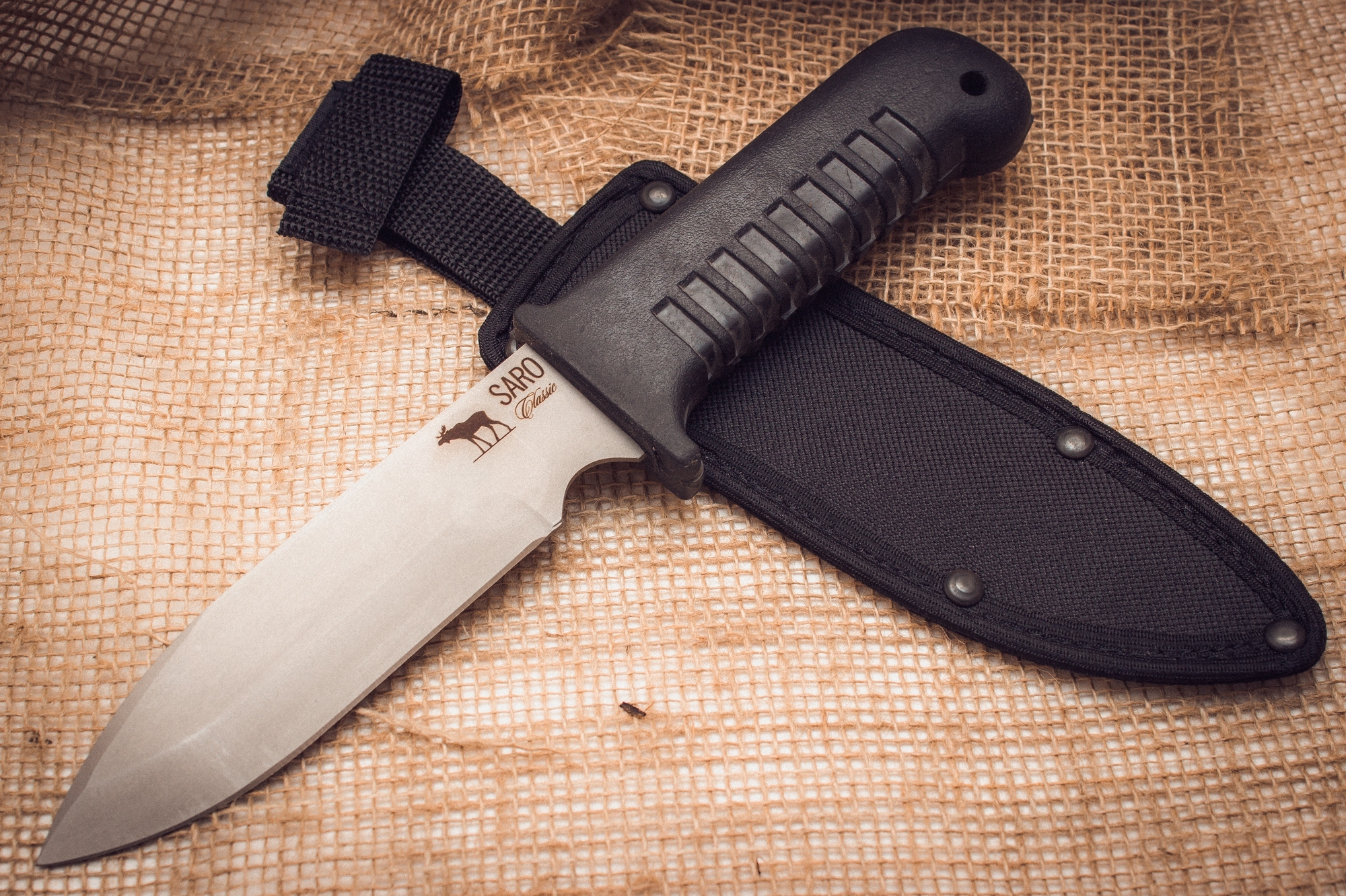 Нож КаштанНожи Ворсма<br>Комплектация: нож Катран(рукоять металл-резина), ножны из кордуры, сертификат.<br>