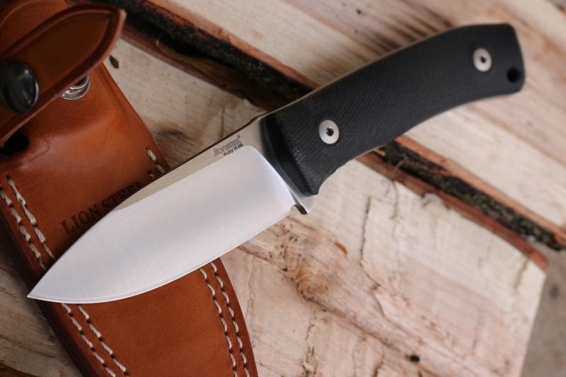 Нож LionSteel M4 ReplikaD2<br>Высококачественная реплика<br>