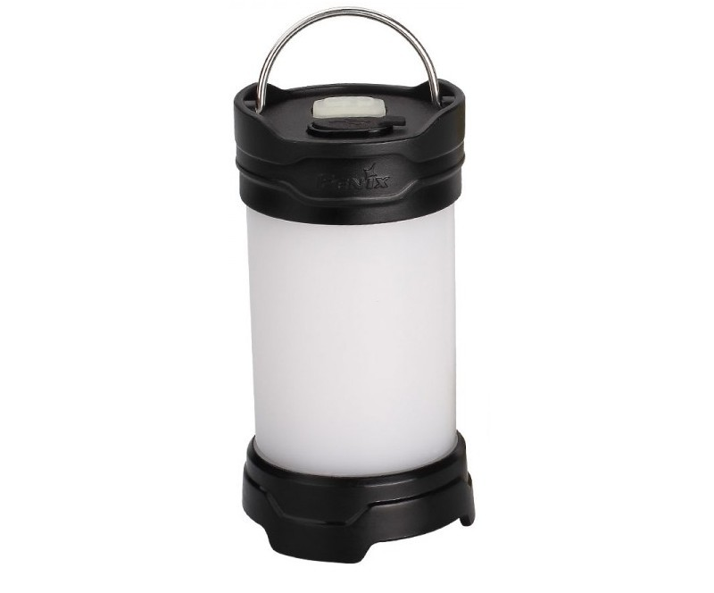 Фонарь Fenix CL25R, черный fenix cl25r rechargeable lantern cl25rb фонарь black