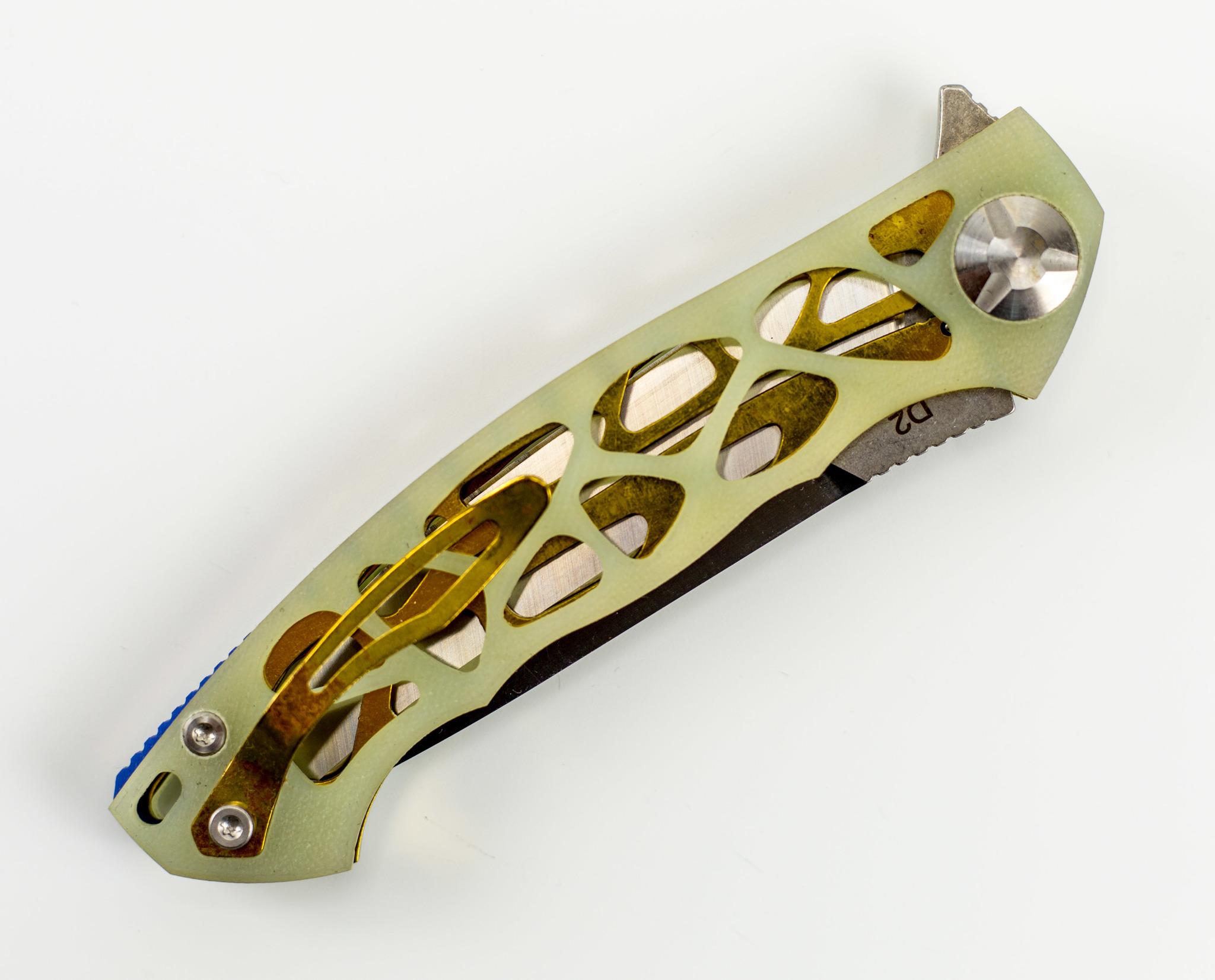 Фото 9 - Складной нож Miker сталь D2