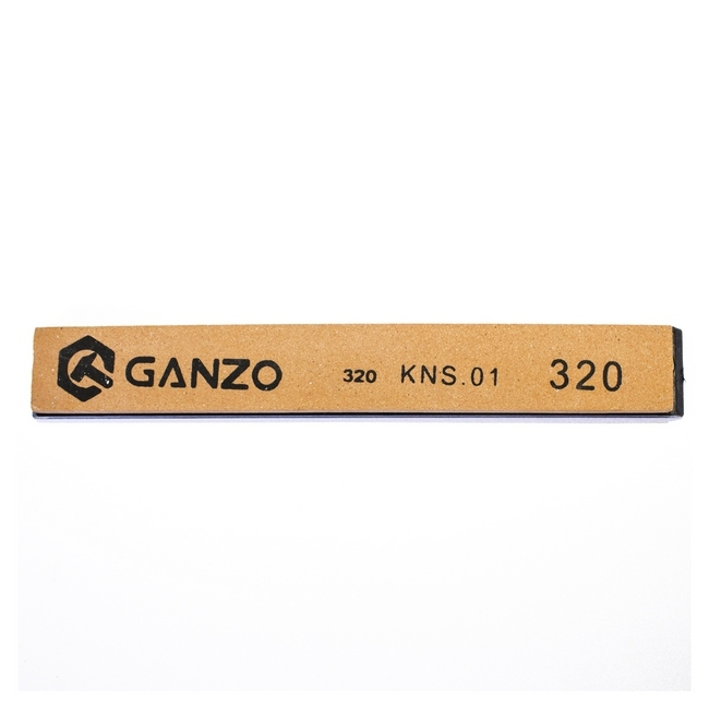 Точильный камень 320, GanzoБруски и камни<br>Дополнительный камень для точилок 320 grit<br>