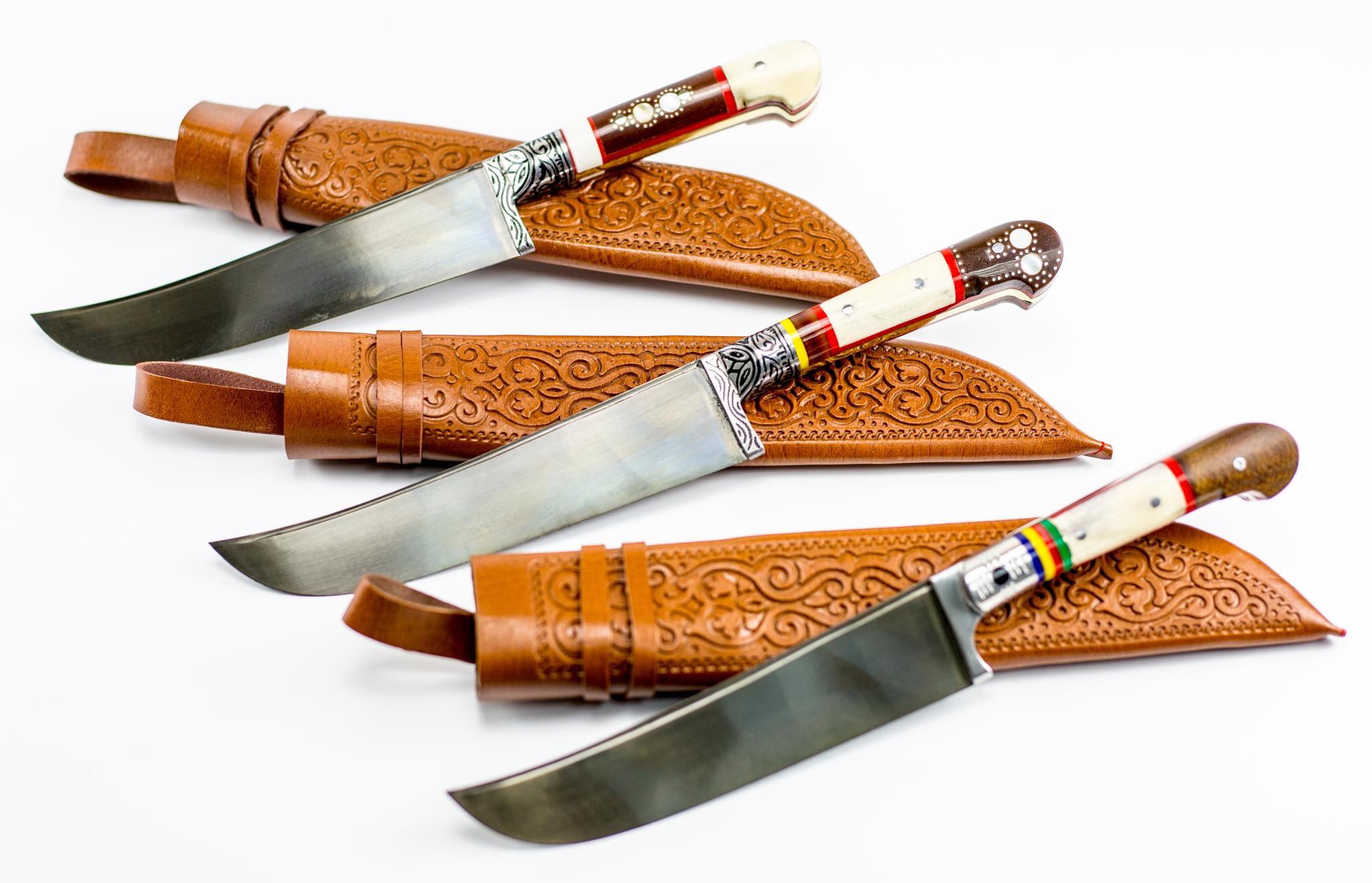 Узбекский нож пчак Нукус