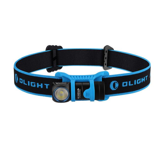 Фонарь Olight H1 Nova NW (комплект) фонарь светодиодный налобный olight h1r nova nw нейтральный с акб и usb зу