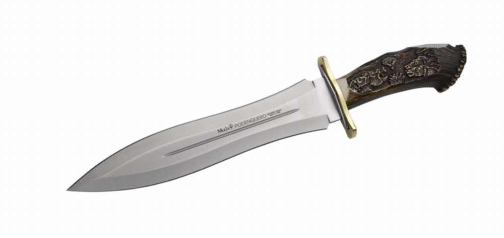 Нож с фиксированным клинком PODENQUERO-GJRОхотнику<br>Нож с фиксированным клинком PODENQUERO-GJR<br>