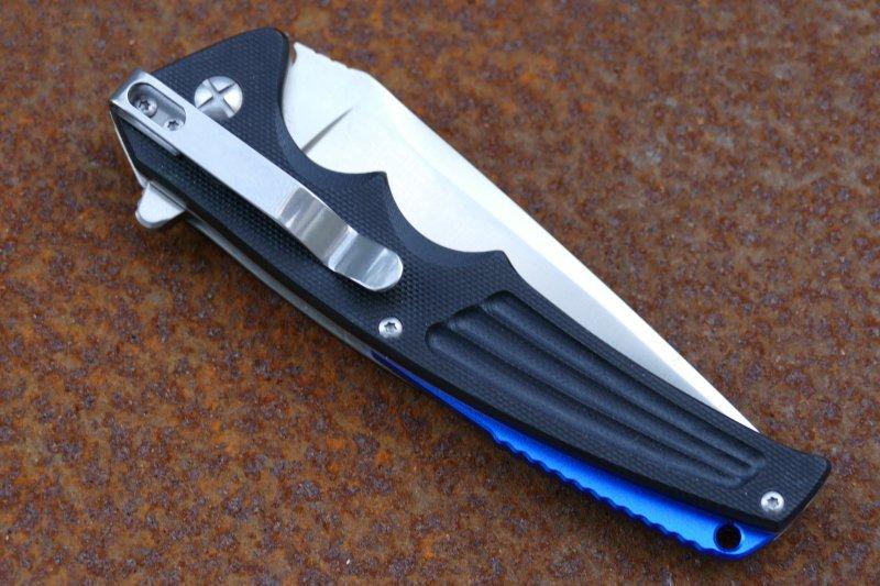Фото 2 - Складной нож Забияка от Steelclaw