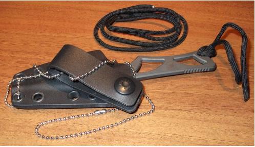 Фото 4 - Нож с фиксированным клинком Spartan Blades Enyo
