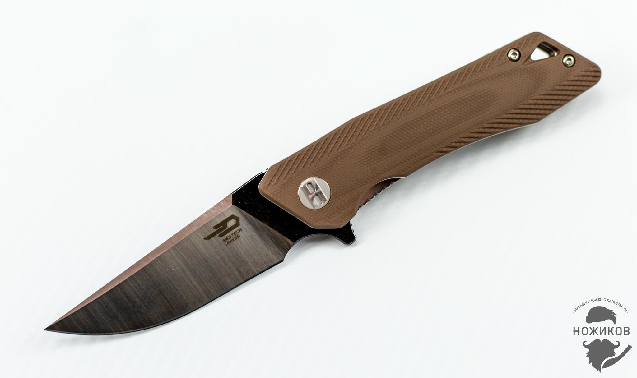 Складной нож Bestech Thorn BG10C-1, сталь Sandvik 12C27 от Bestech Knives