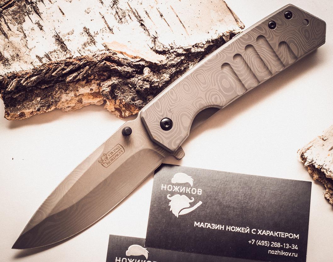 Складной нож Робокоп
