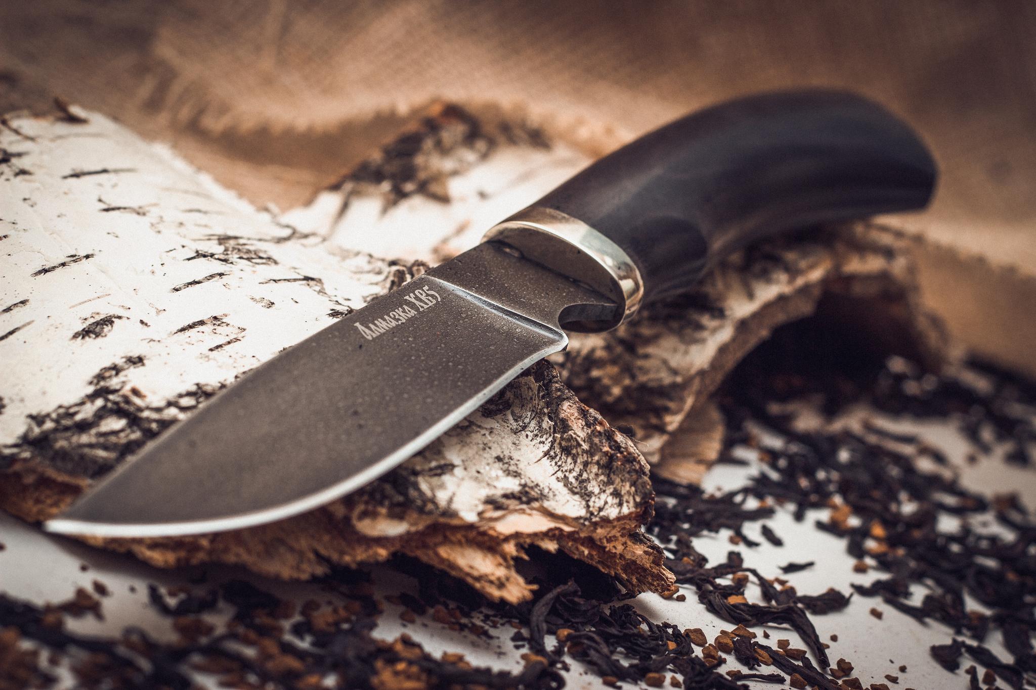 Нож туристический MT-13, алмазка - 2