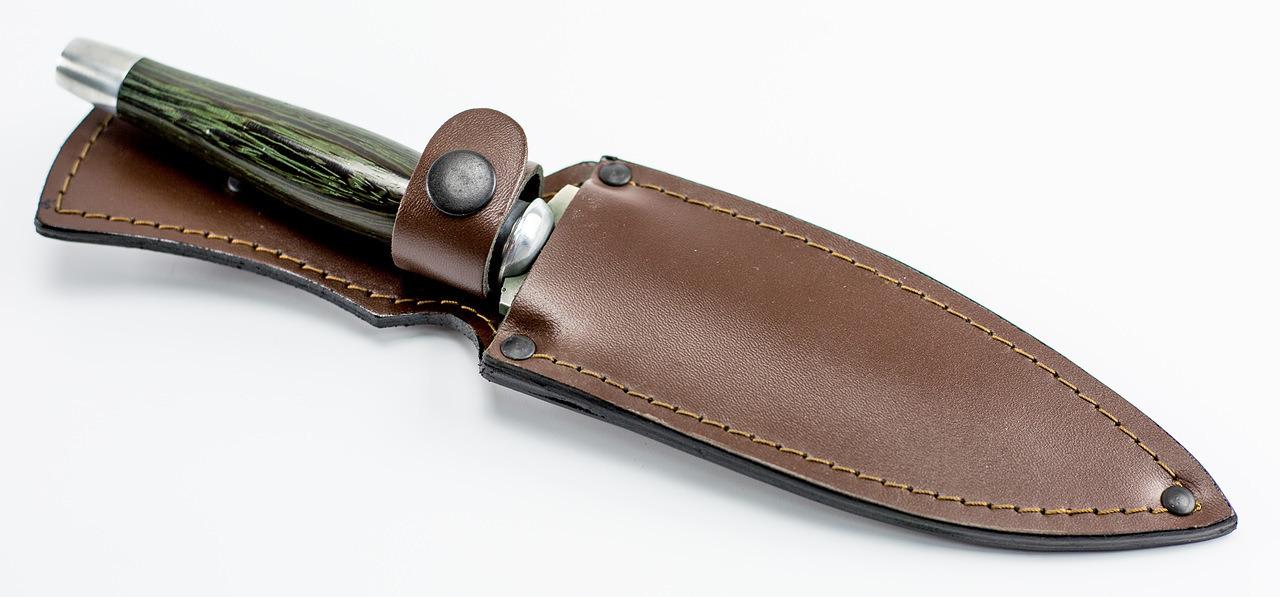 Фото 5 - Нож Пиранья, 65Х13 от Павловские ножи