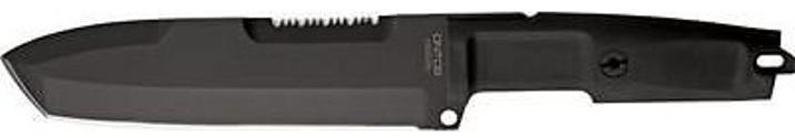 Фото 4 - Нож с фиксированным клинком + набор для выживания Extrema Ratio Ontos, Green Sheath (зеленый чехол), сталь Bhler N690, рукоять прорезиненный форпрен