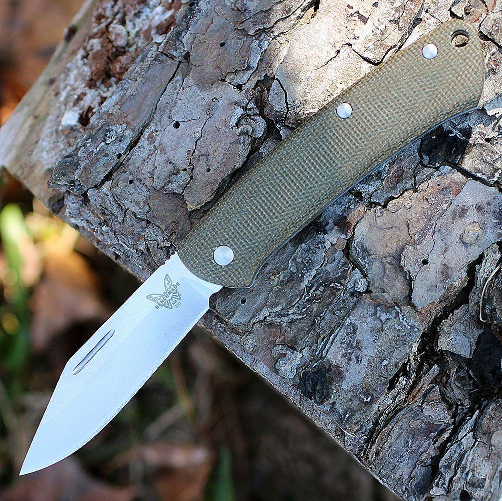 Фото - Нож складной Proper, сталь S30V, микарта от Benchmade