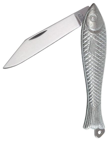 Фото - Нож карманный складной Рыбка от Mikov