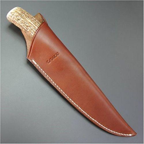 Фото 5 - Туристический нож G.Sakai, Gaucho Facon Fixed, VG-1 (laminated), рог оленя