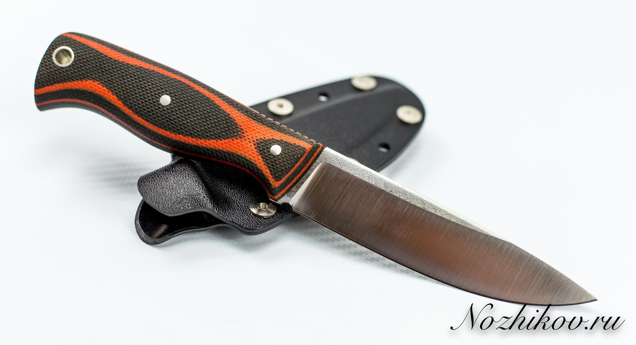 Туристический нож РВС Нарым, сталь D2D2<br><br>