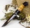 Нож Засапожный-Т, сталь 95х18, дерево - Nozhikov.ru