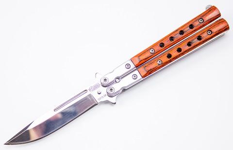 Нож бабочка S413-34 - Nozhikov.ru