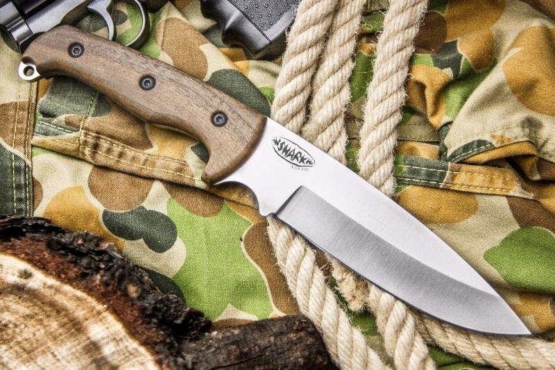 Фото - Нож Shark AUS-8 SW, Кизляр от Kizlyar Supreme
