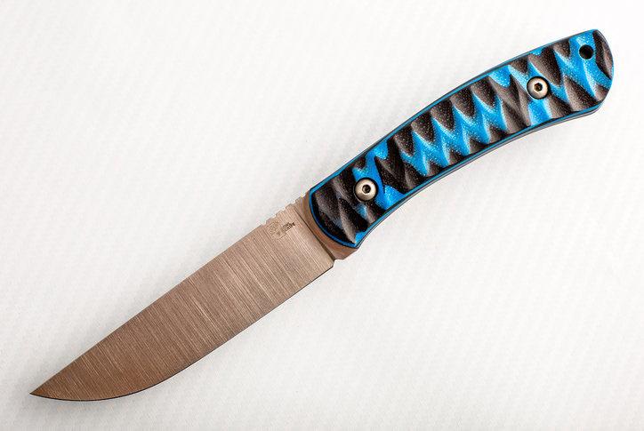 Нож рыбака Ketupa, сталь N690, G10 от Owl Knife