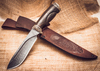 Нож Хант, дамасская сталь - Nozhikov.ru