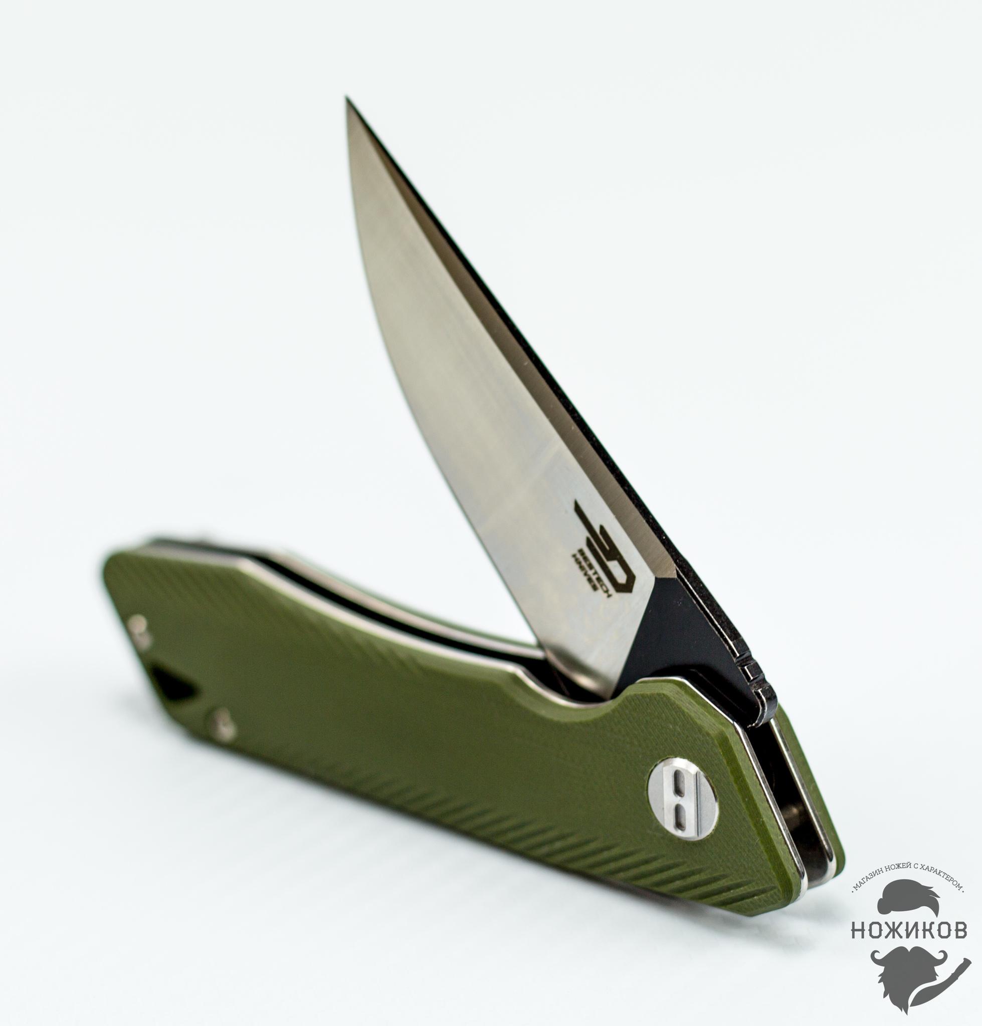 Складной нож Bestech Thorn BG10B-1, сталь Sandvik 12C27 от Bestech Knives