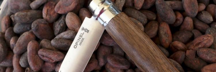 Фото 2 - Нож складной Opinel №8, орех, картонная коробка