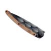 Складной нож DEEJO TATTOO BLACK 37G, ART DECO - Nozhikov.ru